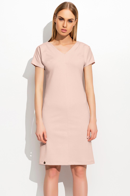 Denní šaty  model 58790 Makadamia