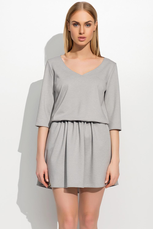 Denní šaty  model 58794 Makadamia