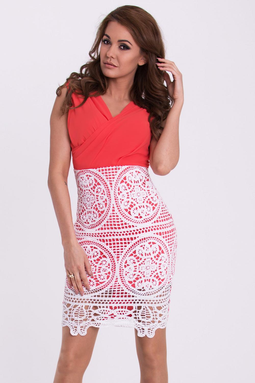 Večerní šaty  model 59210 YourNewStyle