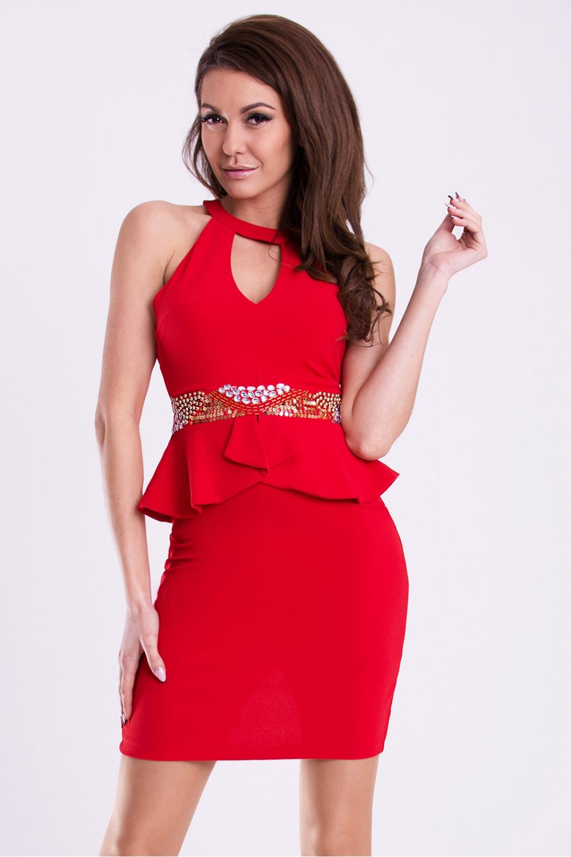 Večerní šaty  model 59253 YourNewStyle