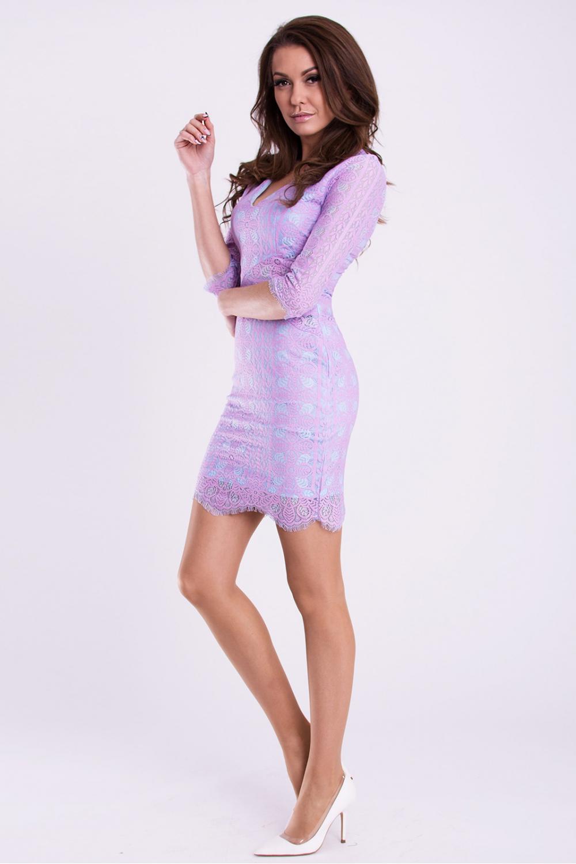 Večerní šaty  model 59295 YourNewStyle