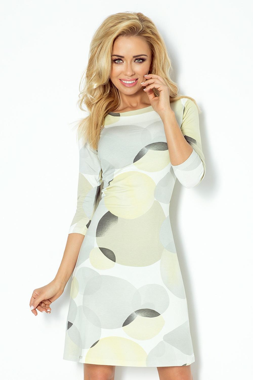 Denní šaty  model 59873 Numoco