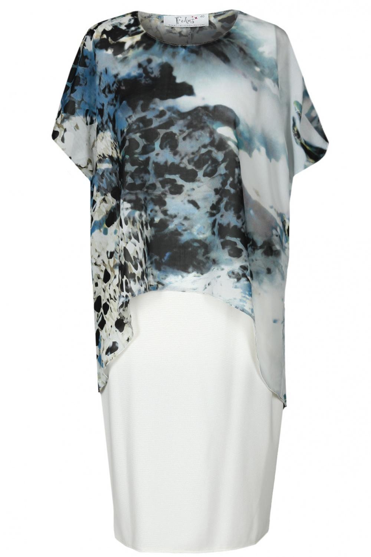 Denní šaty  model 59880 Fokus Fashion