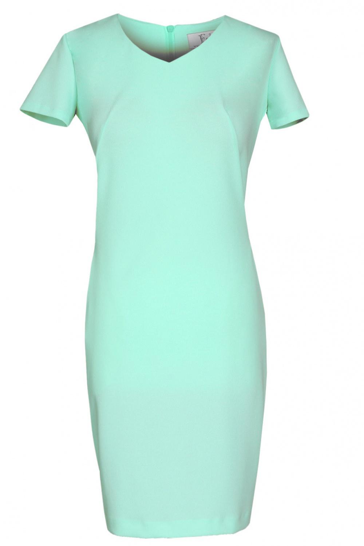Denní šaty  model 59886 Fokus Fashion