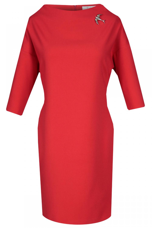 Denní šaty  model 59911 Fokus Fashion
