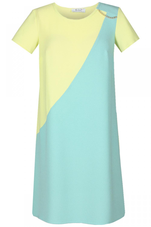 Denní šaty  model 59918 Fokus Fashion