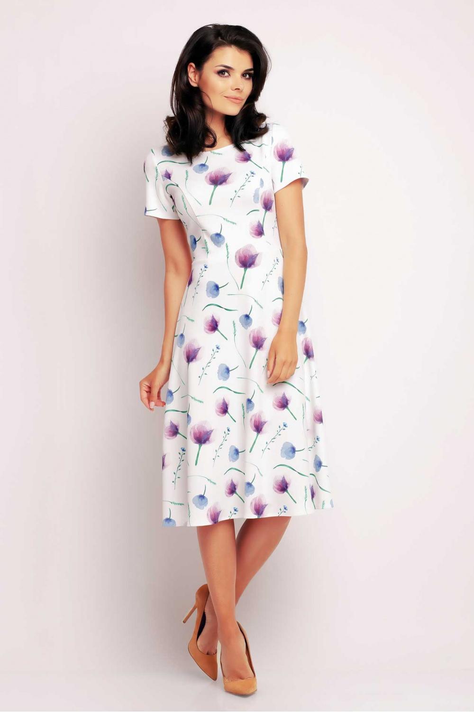 Denní šaty  model 60136 awama