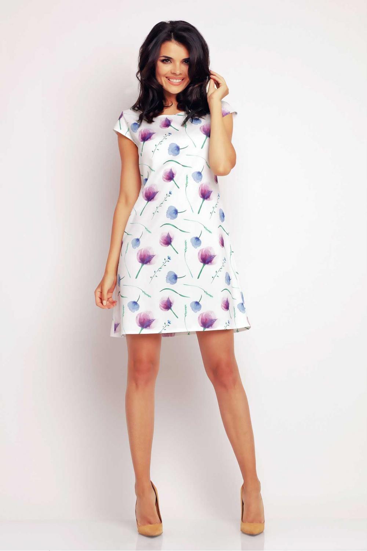 Denní šaty  model 60141 awama