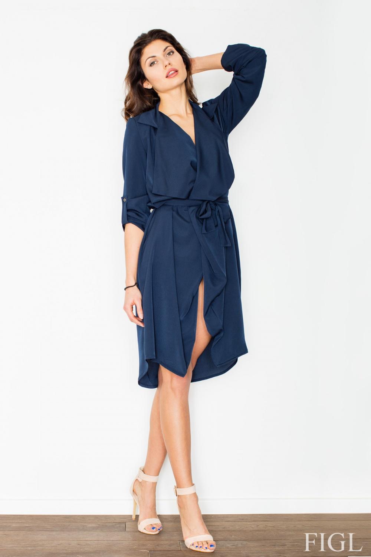 Denní šaty  model 60194 Figl