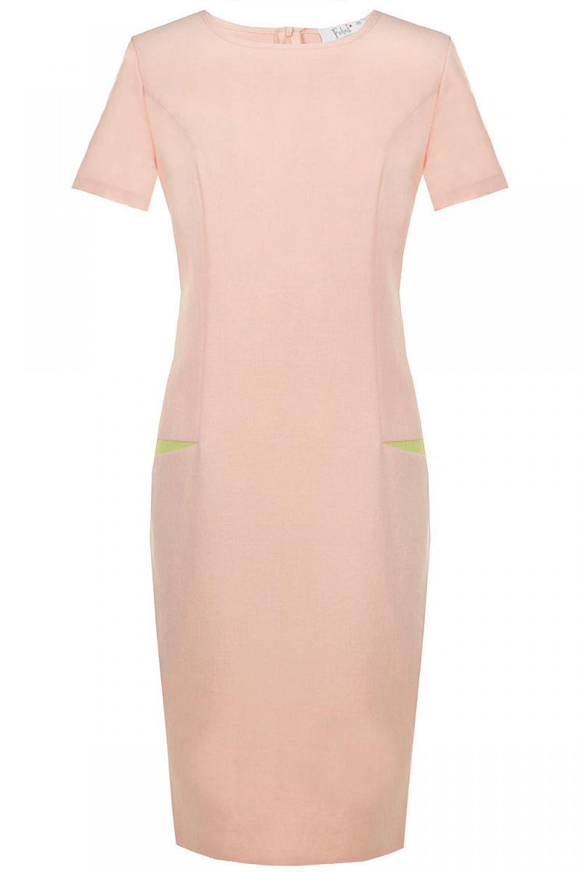 Denní šaty  model 60310 Fokus Fashion