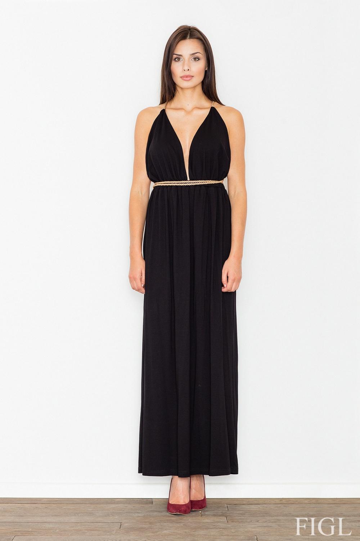 Dlouhé šaty  model 60701 Figl