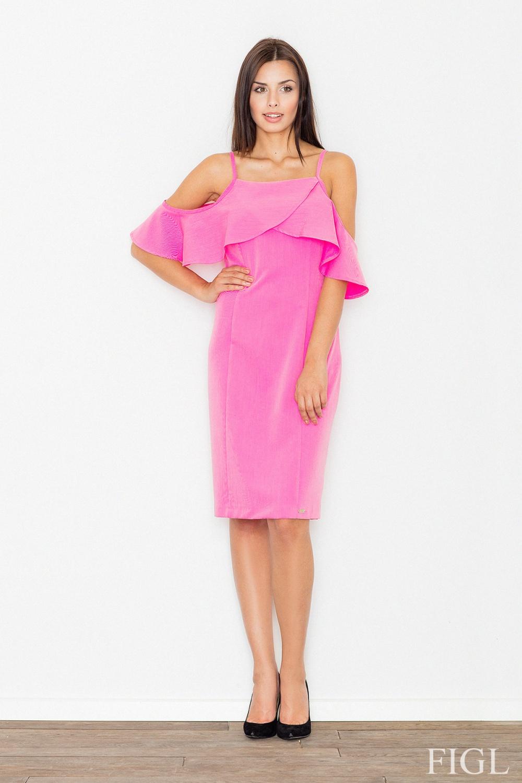 Denní šaty  model 60715 Figl