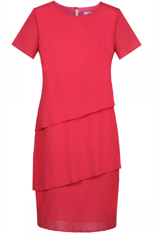 Denní šaty  model 60757 Fokus Fashion