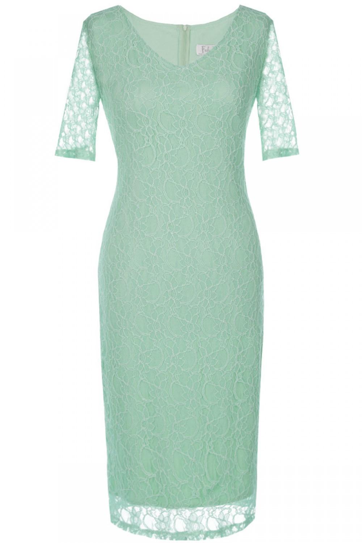 Večerní šaty  model 60763 Fokus Fashion