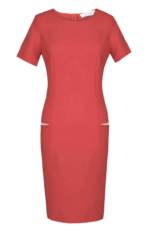Denní šaty  model 60767 Fokus Fashion
