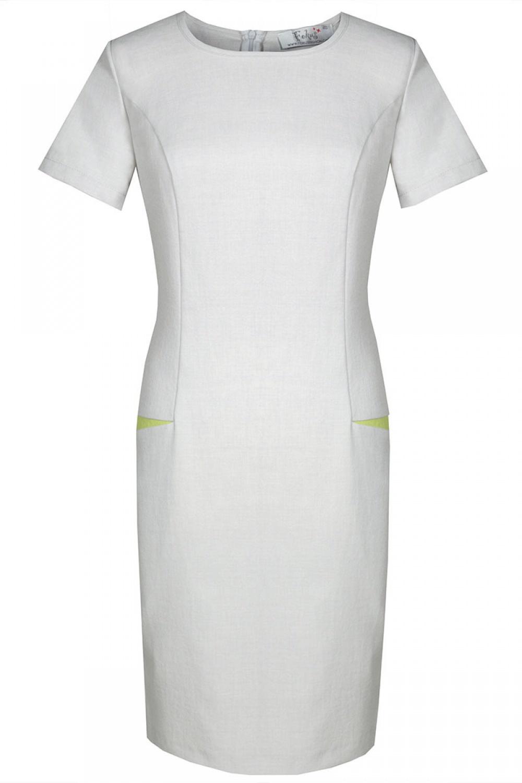 Denní šaty  model 60771 Fokus Fashion