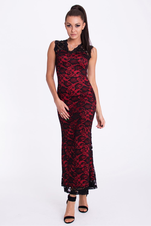 Dlouhé šaty  model 61331 YourNewStyle