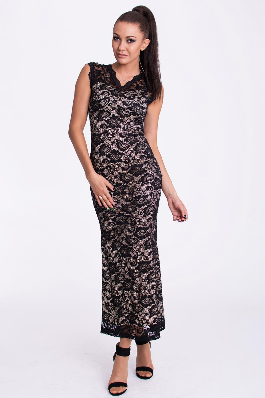 Dlouhé šaty  model 61332 YourNewStyle