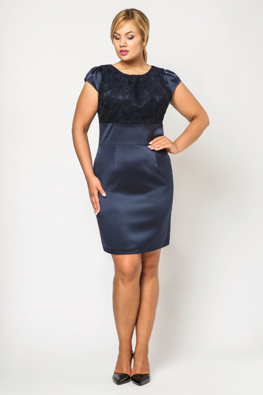 Společenské šaty  model 61373 Vera Fashion