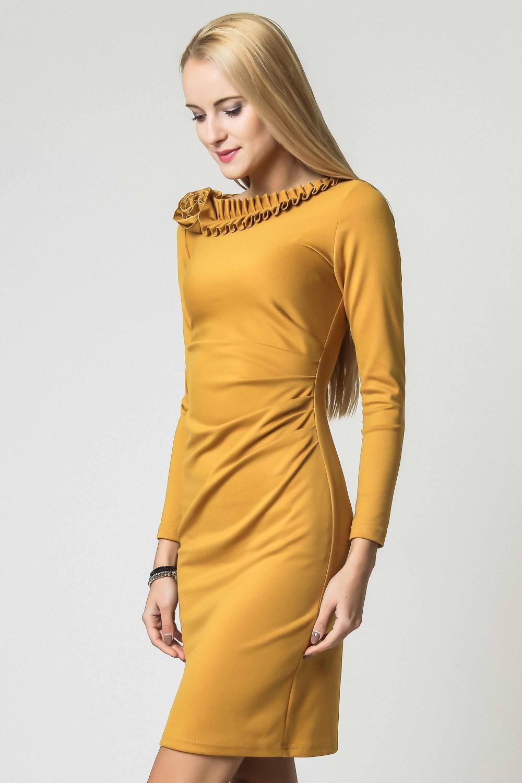 Denní šaty  model 61434 Vera Fashion