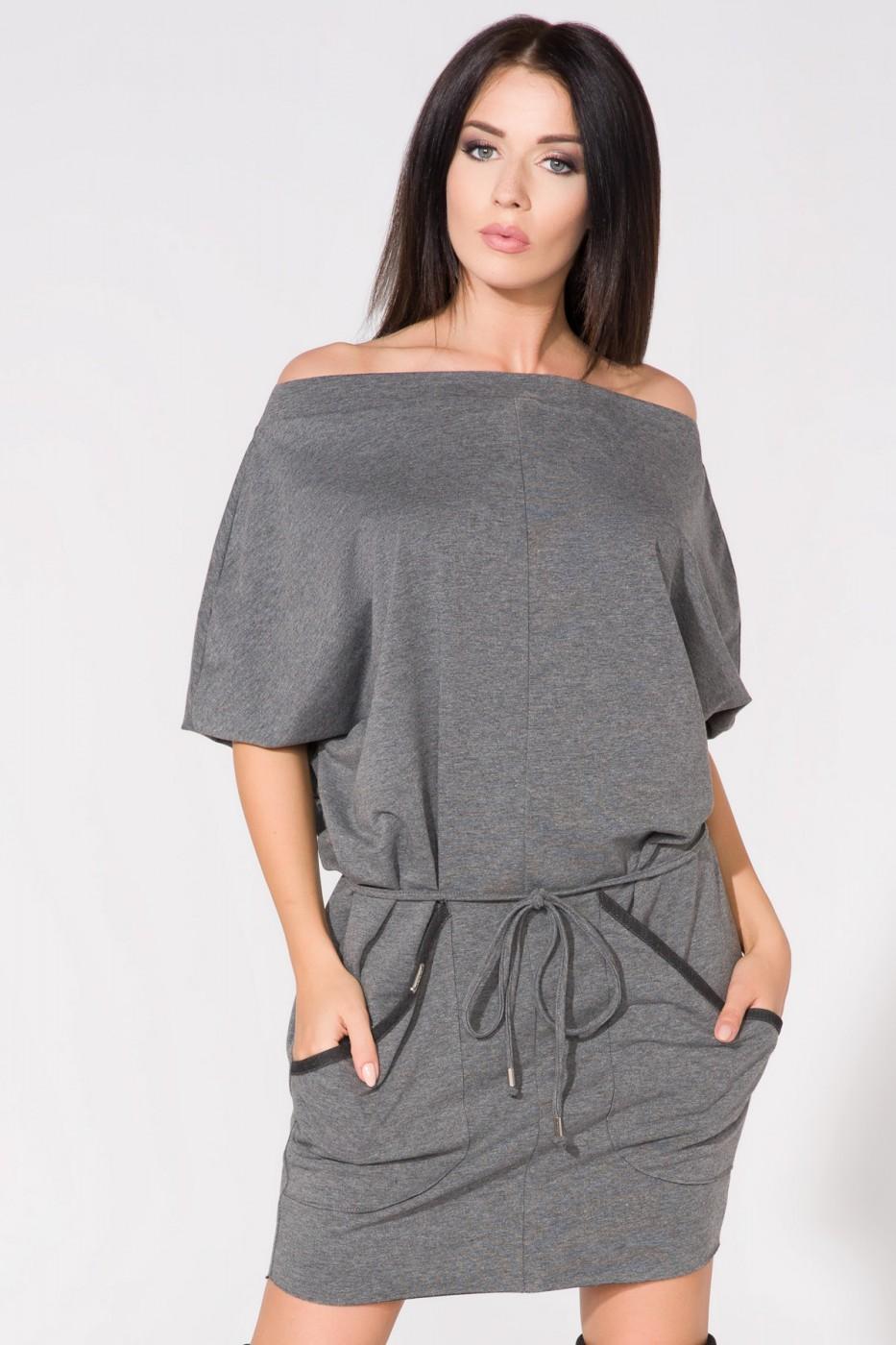 Denní šaty  model 61693 Tessita