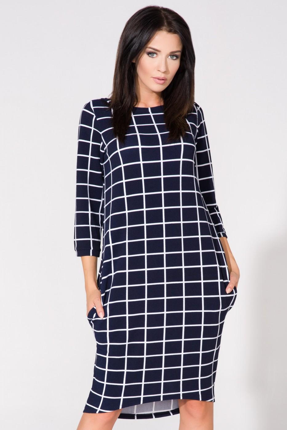Denní šaty  model 61723 Tessita