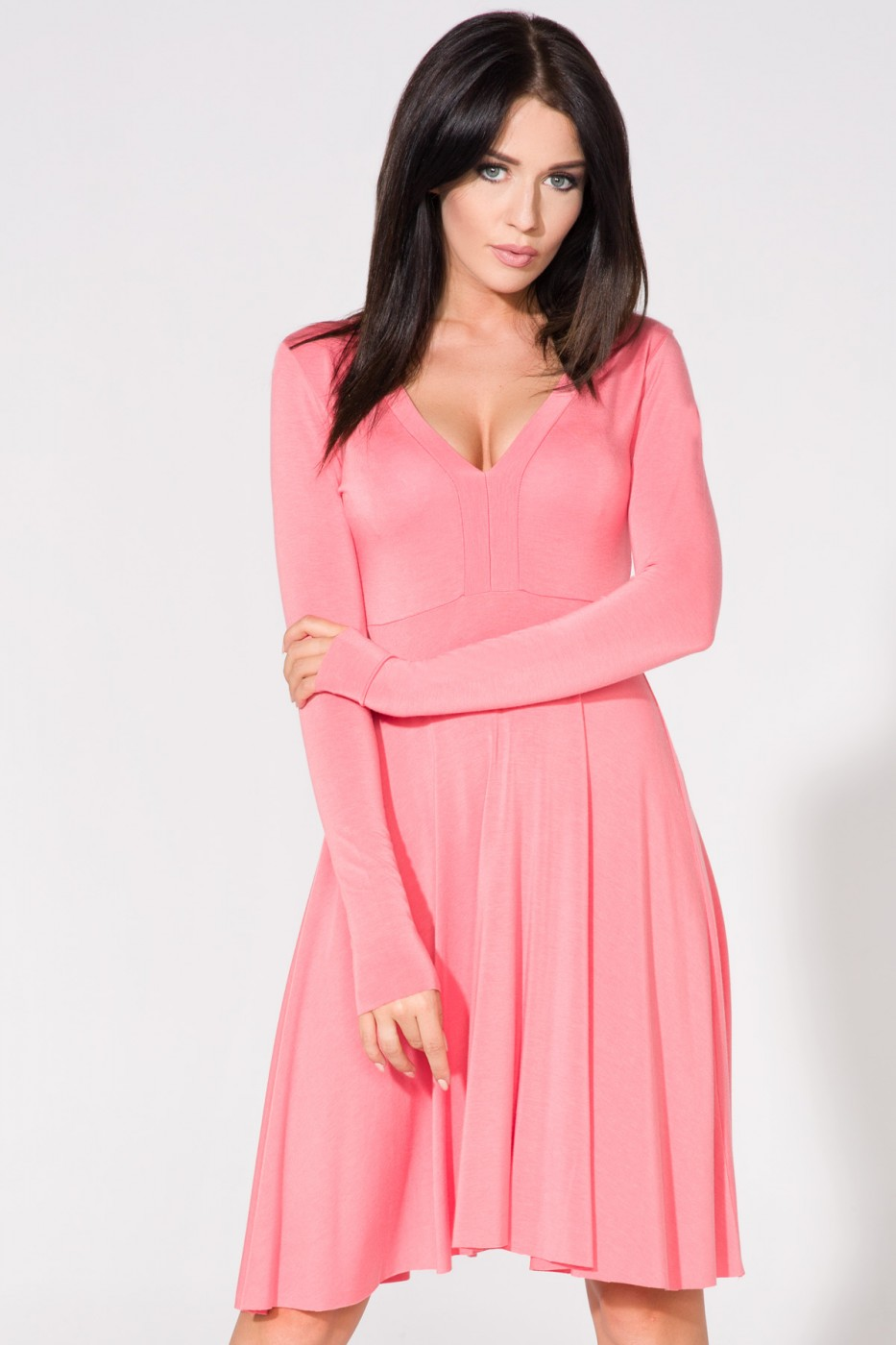 Denní šaty  model 61733 Tessita