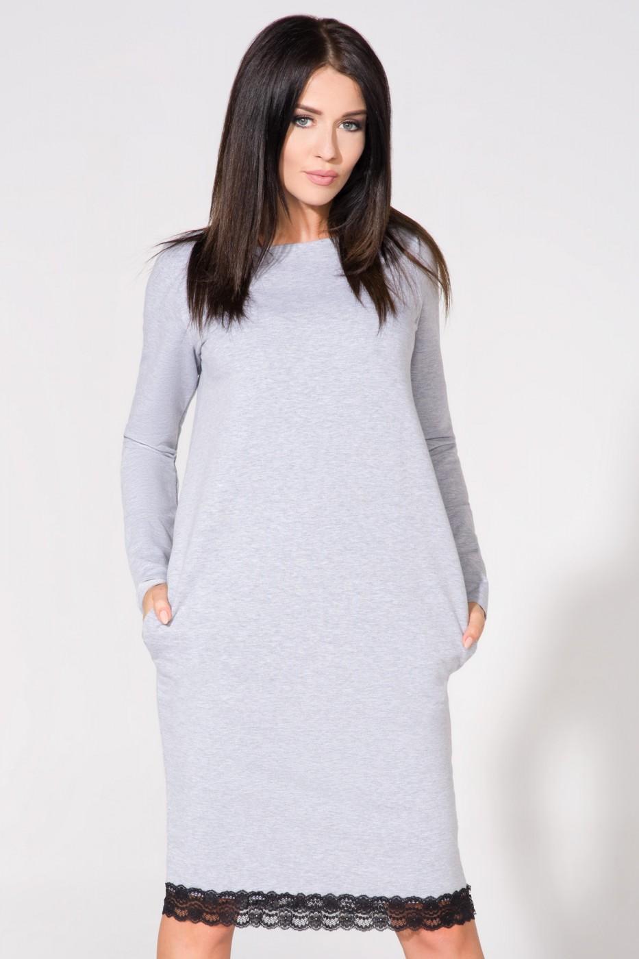 Denní šaty  model 61738 Tessita