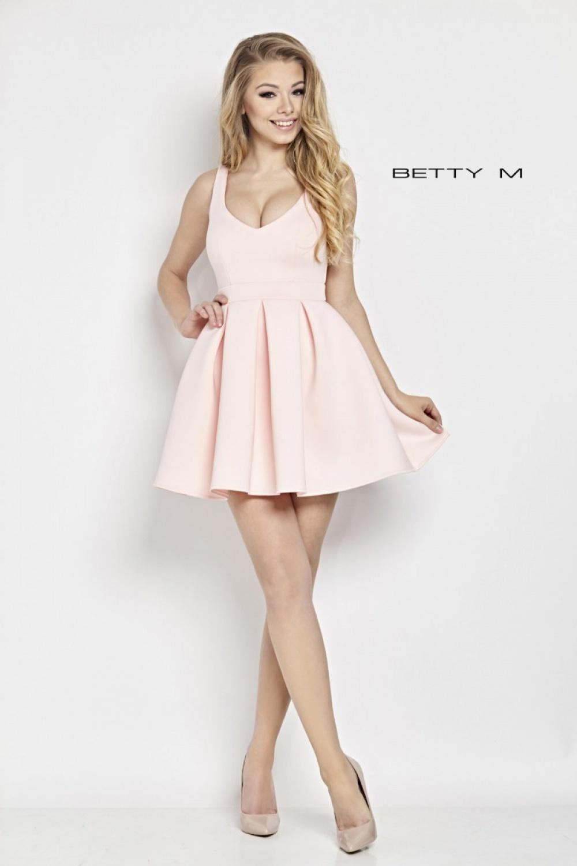 Společenské šaty  model 62143 BETTY M