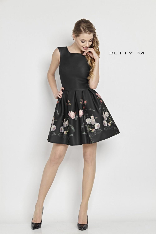 Společenské šaty  model 62115 BETTY M
