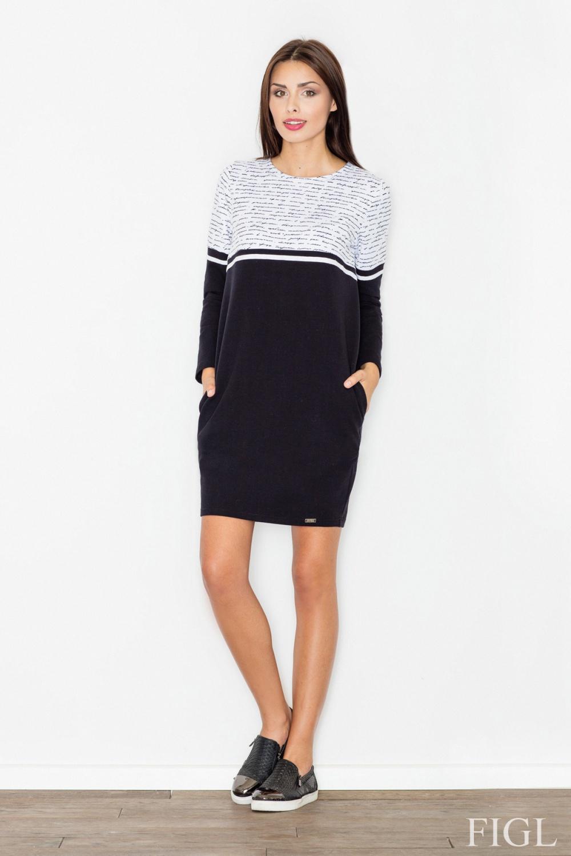 Denní šaty  model 62978 Figl