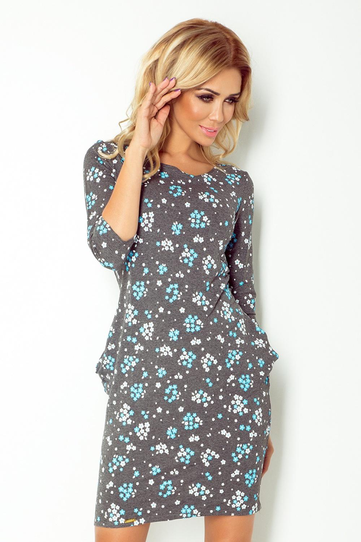 Denní šaty  model 63010 Numoco