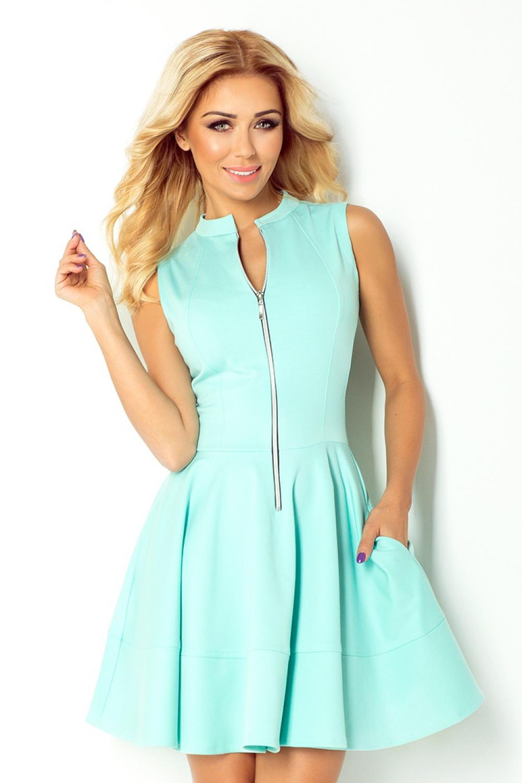 Společenské šaty  model 63029 Numoco
