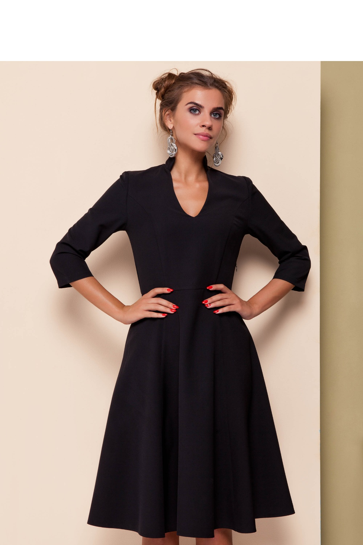 Společenské šaty  model 63609 GrandUA