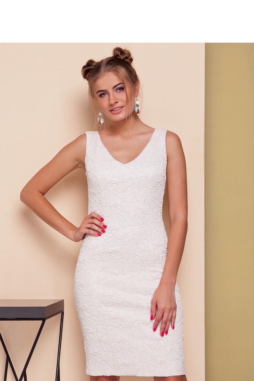 Večerní šaty  model 63621 GrandUA