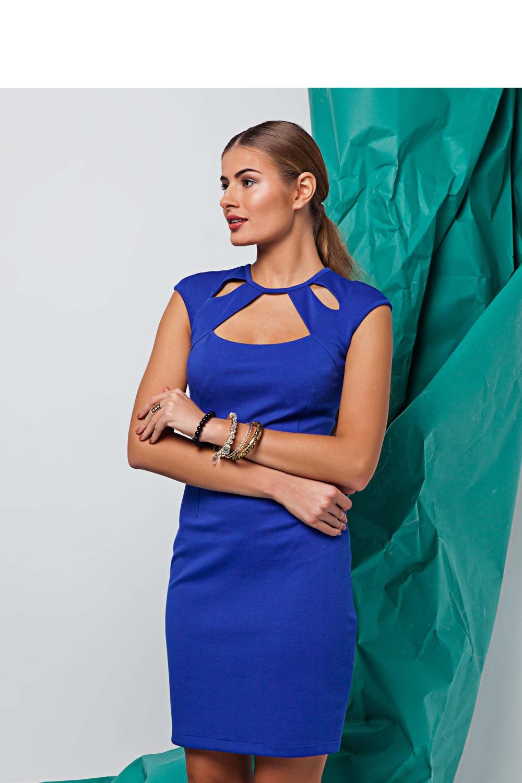Večerní šaty  model 63680 GrandUA