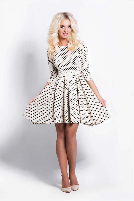 Sukienka koktajlowa model 63696 Cocoviu