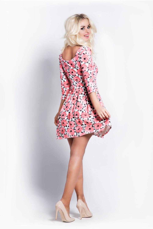 Sukienka koktajlowa model 63712 Cocoviu