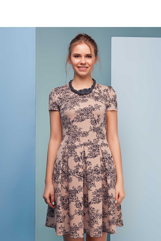 Denní šaty  model 63752 GrandUA