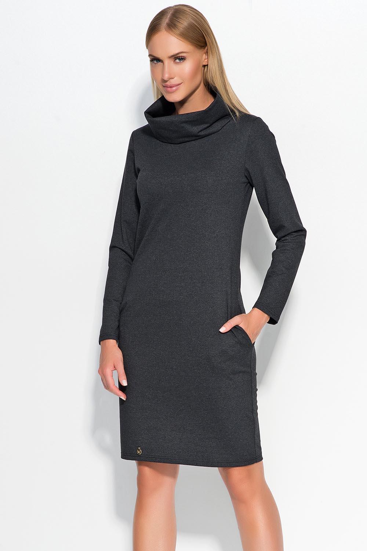 Denní šaty  model 63983 Makadamia