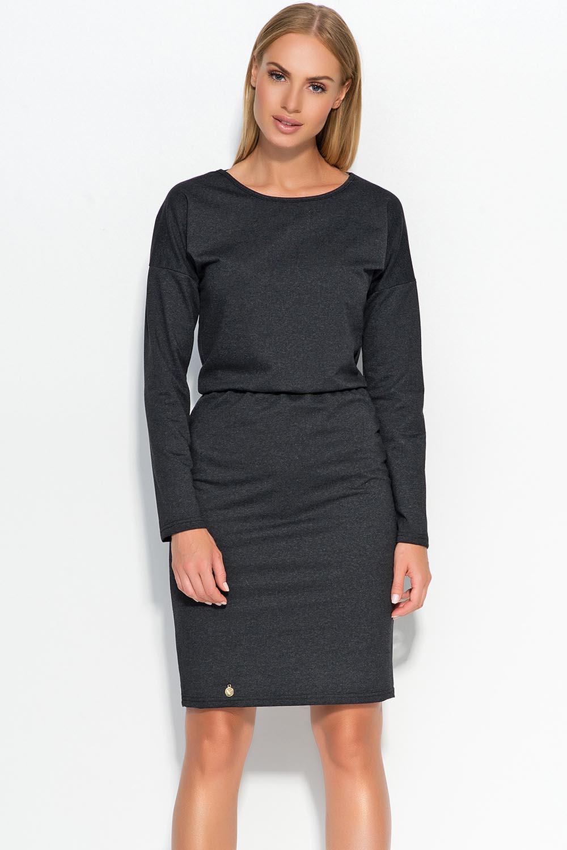 Denní šaty  model 65652 Makadamia