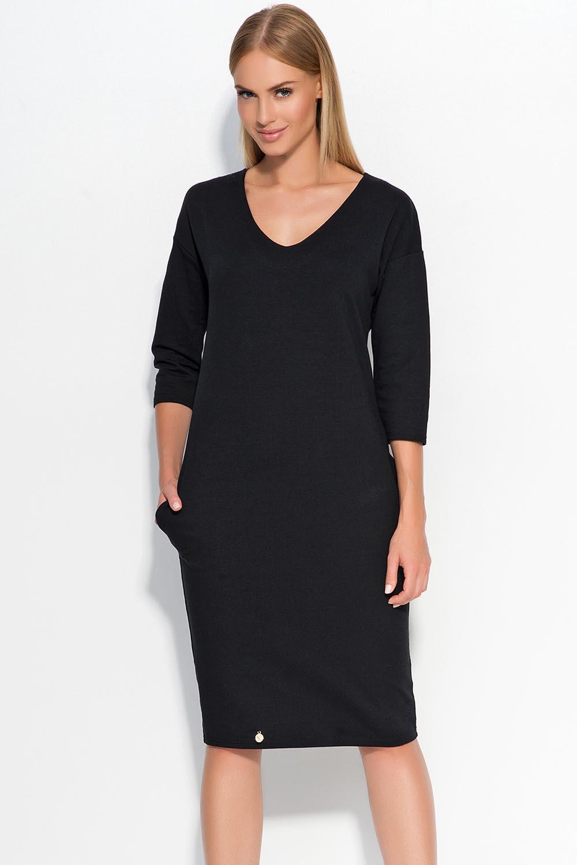 Denní šaty  model 65659 Makadamia