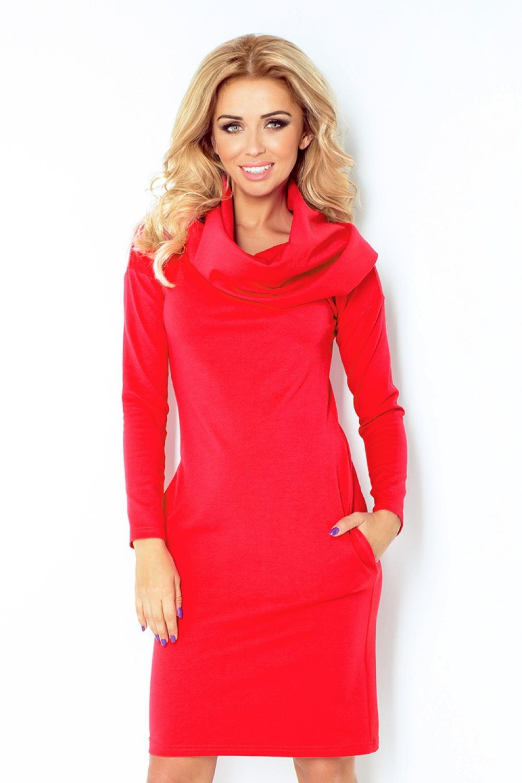 Denní šaty  model 65690 Numoco