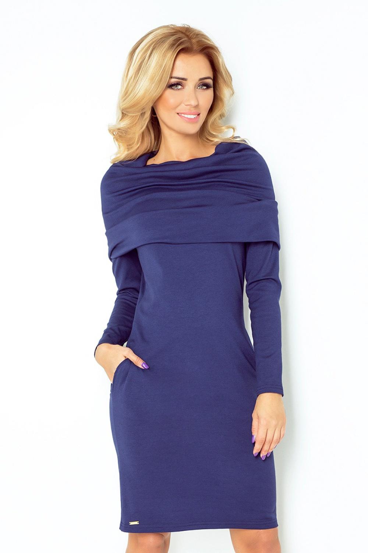 Denní šaty  model 65692 Numoco