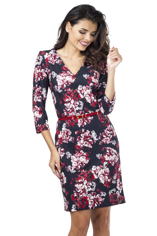Denní šaty  model 65759 Quiosque