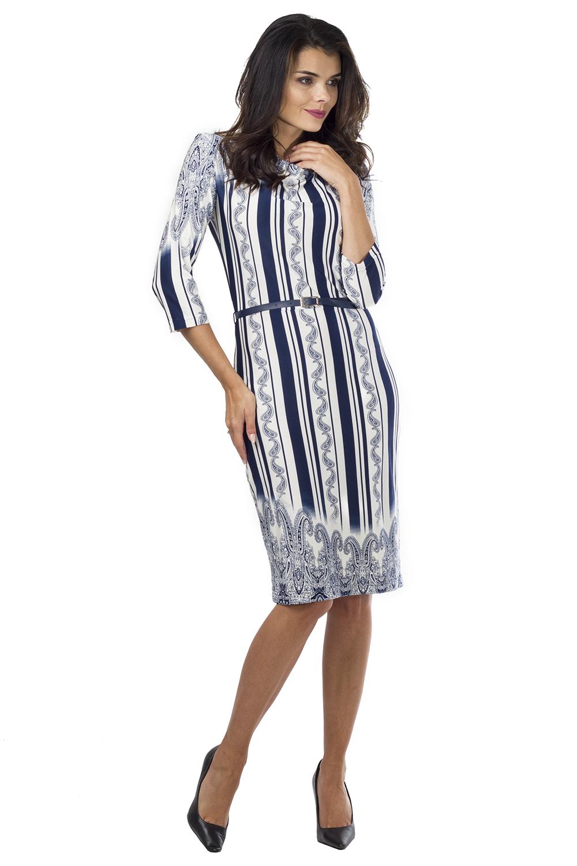 Denní šaty  model 65762 Quiosque