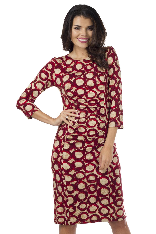 Denní šaty  model 65767 Quiosque