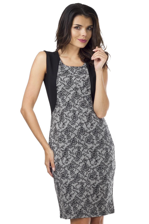 Denní šaty  model 65770 Quiosque