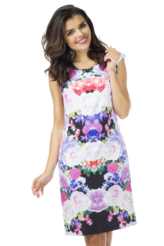 Denní šaty  model 65771 Quiosque