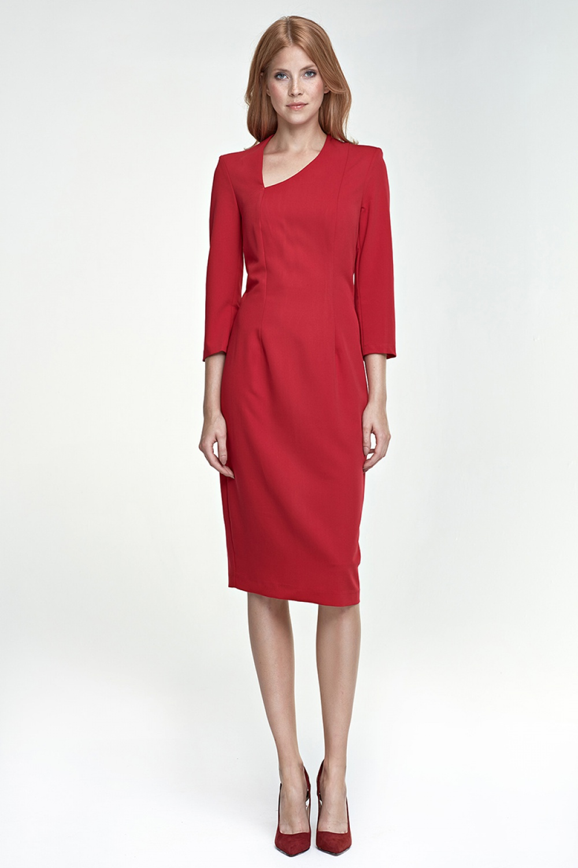 Sukienka koktajlowa model 66357 Nife